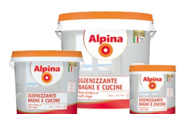Igienizzante bagni e cucine alpina almanacco far da s - Bagni e cucine ...