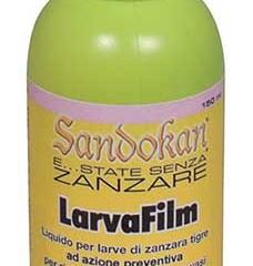 Larvicida larvafilm