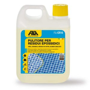 FILACR10 Pulitore per residui epossidici
