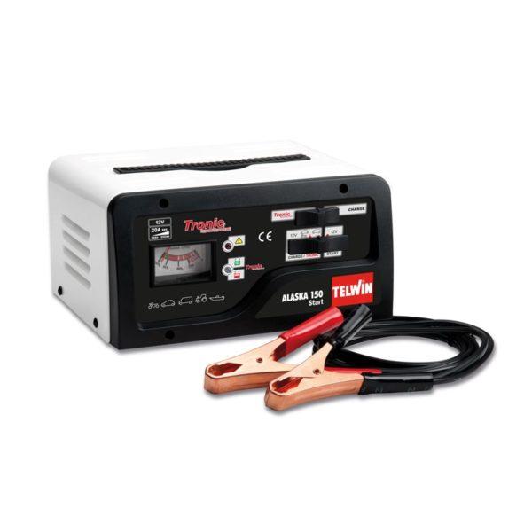 Caricabatterie avviatore Alaska 150 Start Telwin