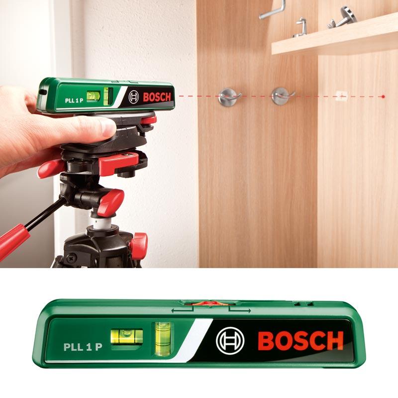 Livella laser PLL 1 P Bosch