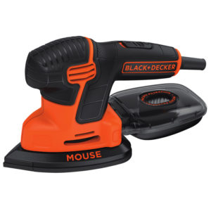 levigatrice mouse KA2000 Black+Decker