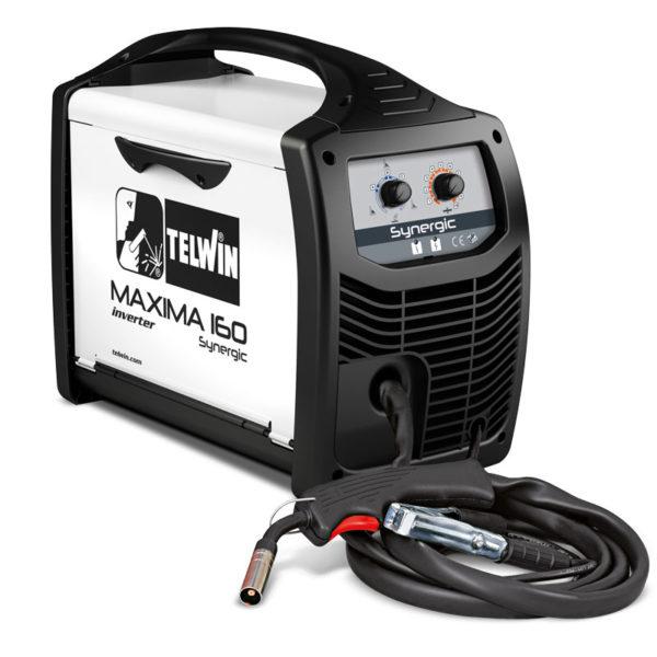 Saldatrice Maxima 160 Synergic Telwin