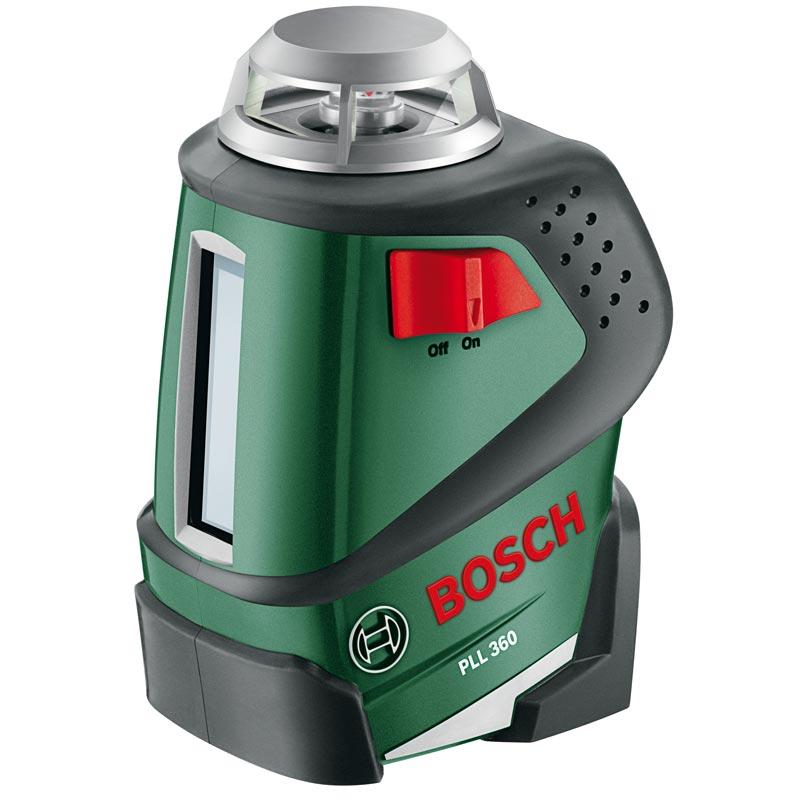 Livella laser PLL 360 Bosch
