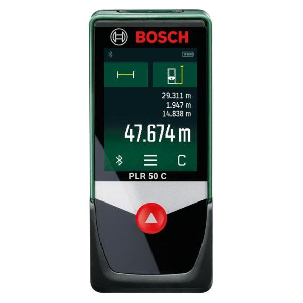 Distanziometro laser PLR 50 C Bosch