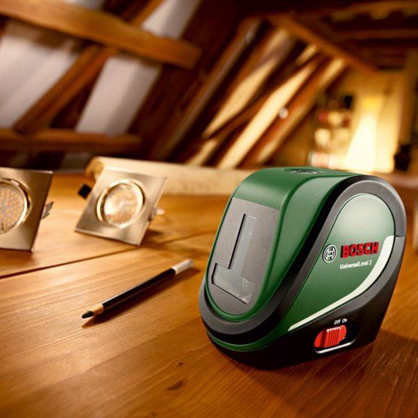 Livella laser UniversalLevel 2 Bosch