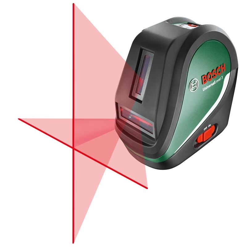 Livella laser UniversalLevel 3 Bosch