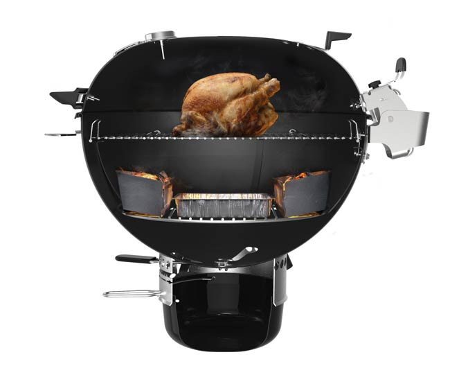 Weber Master Touch GBS Premium