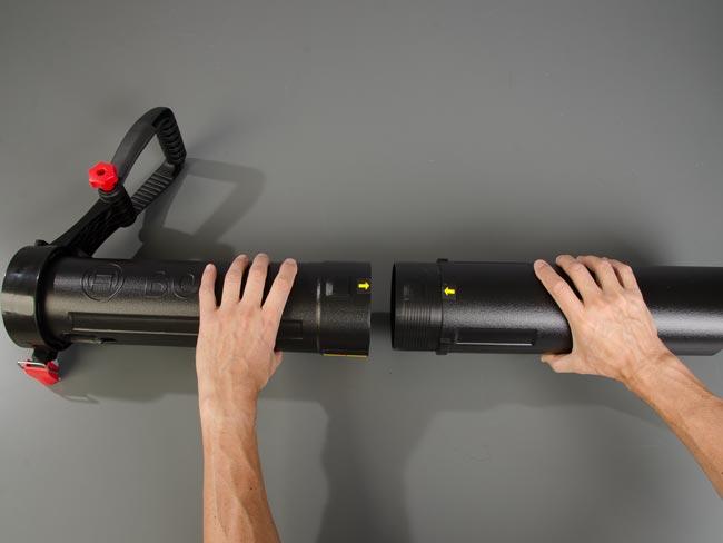 tubo di aspirazione ALS 30