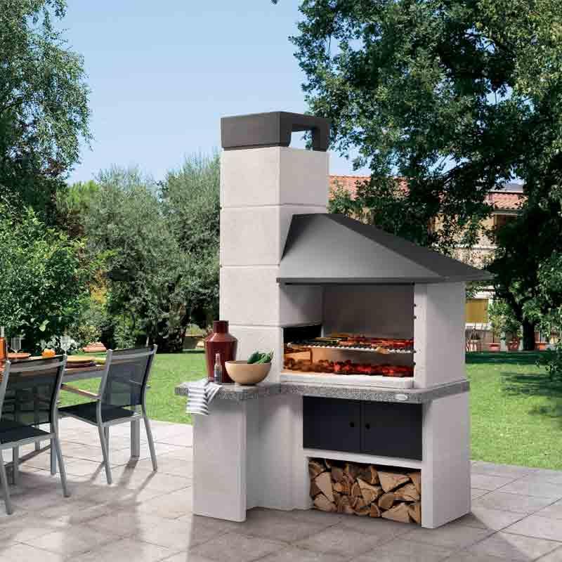 Barbecue in cemento Faro New Palazzetti