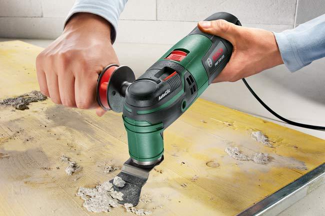 utensile multifunzione Bosch PMF 250 CES
