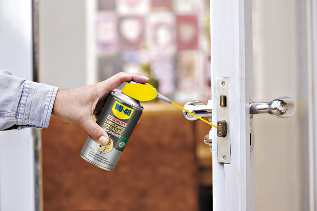 lubrificante per serrature WD-40