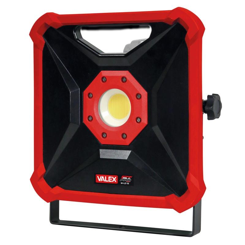 Lampada led a batteria M-LD18 Valex