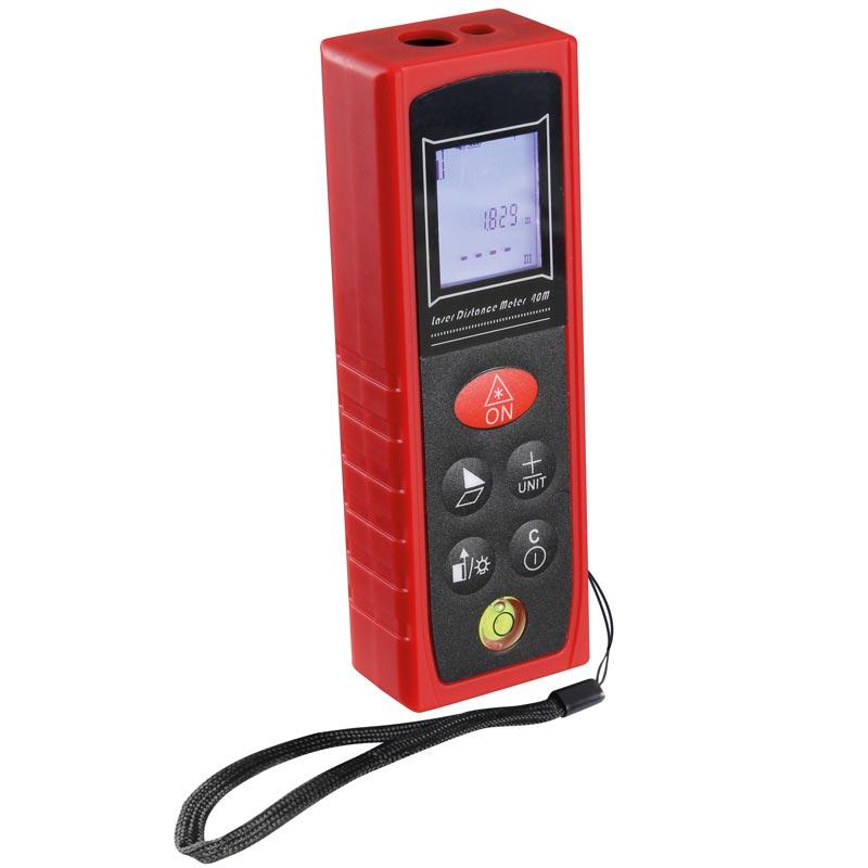 misuratore laser di distanza Valex
