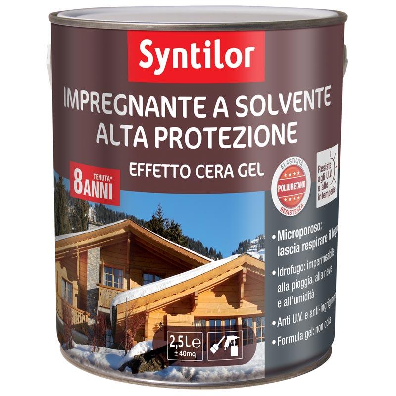 Impregnante a solvente Syntilor