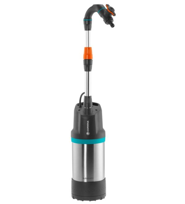 Pompa per cisterne 4700/2 inox automatic