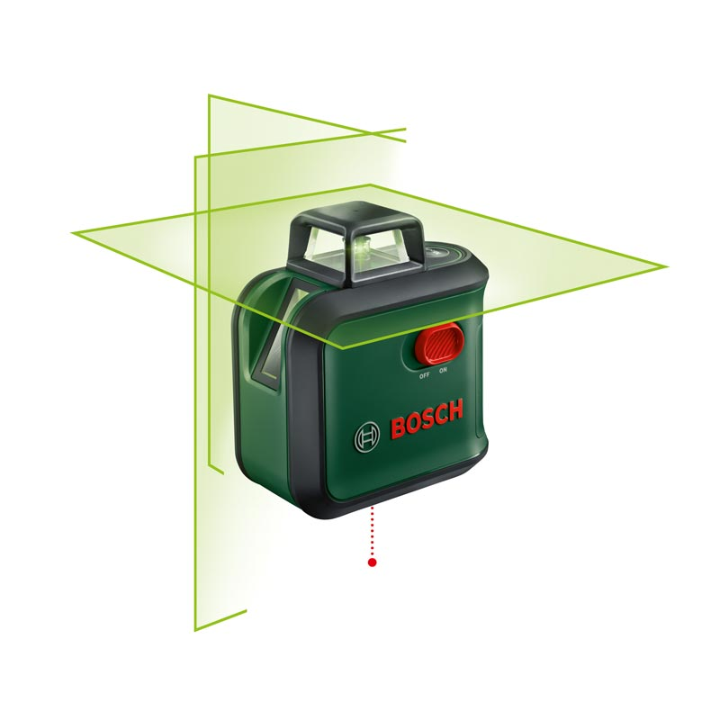 livella laser AdvancedLevel 360