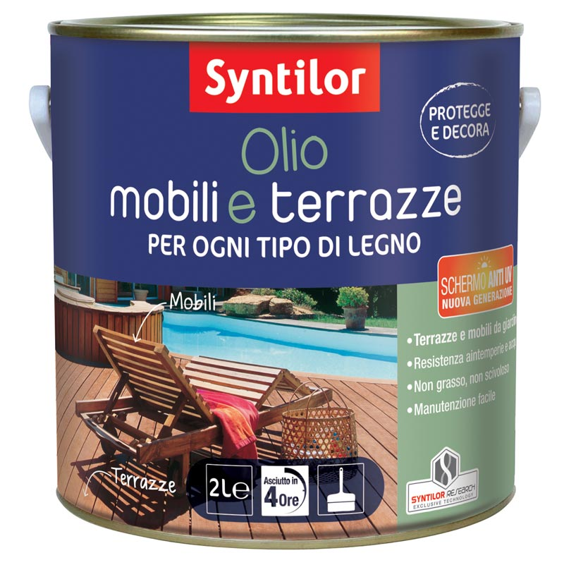 Olio mobili e terrazze Syntilor