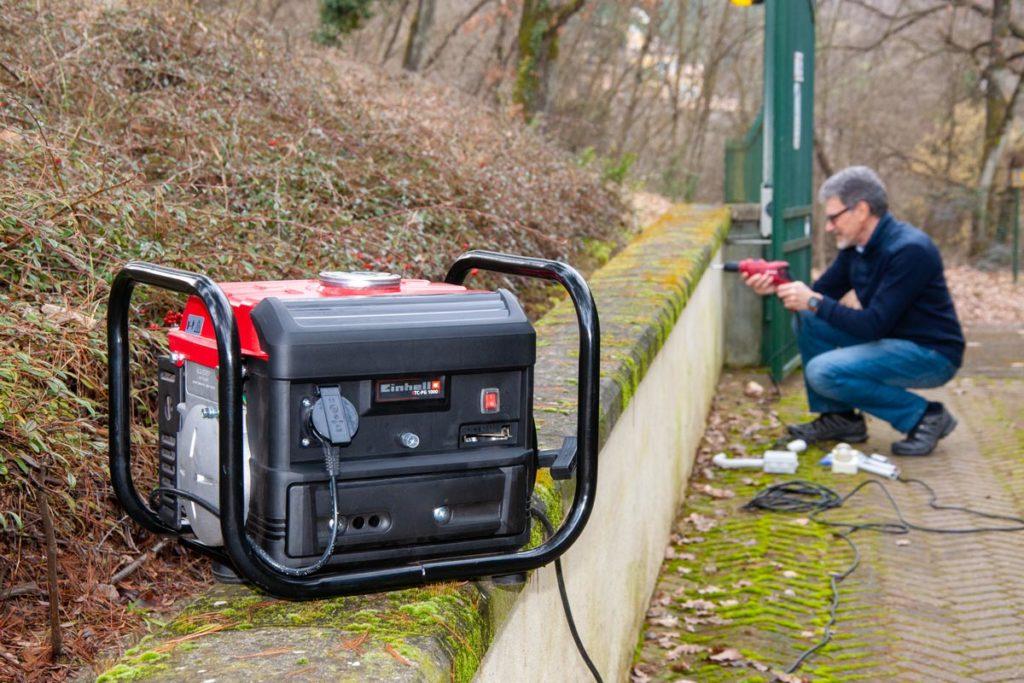 generatore Einhell TC-PG 1000