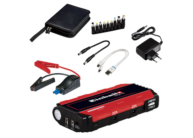 jump start-power bank CE-JS 12