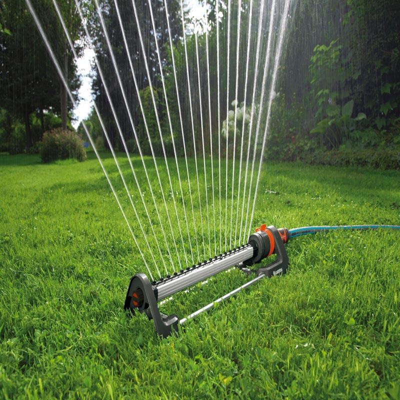 irrigatori oscillanti Gardena
