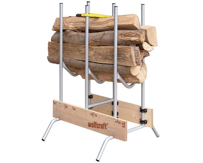 cavalletto per tagliare la legna