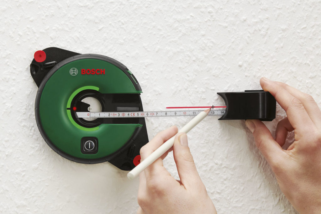Livella laser Bosch Atino