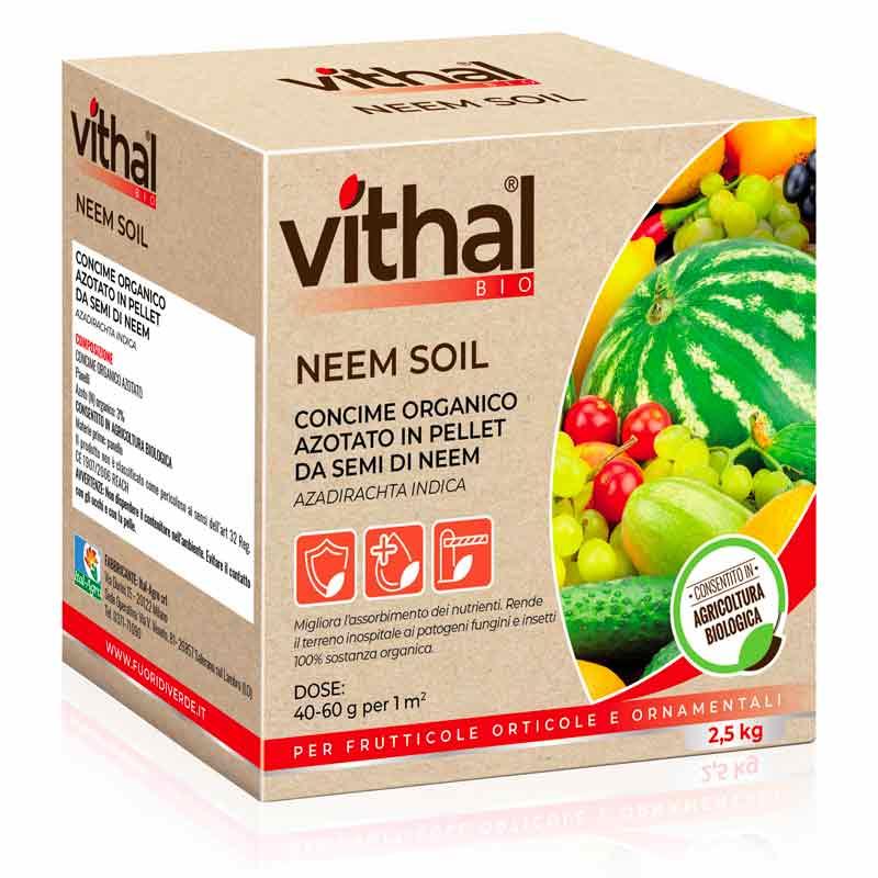 Concime azotato Neem Soil