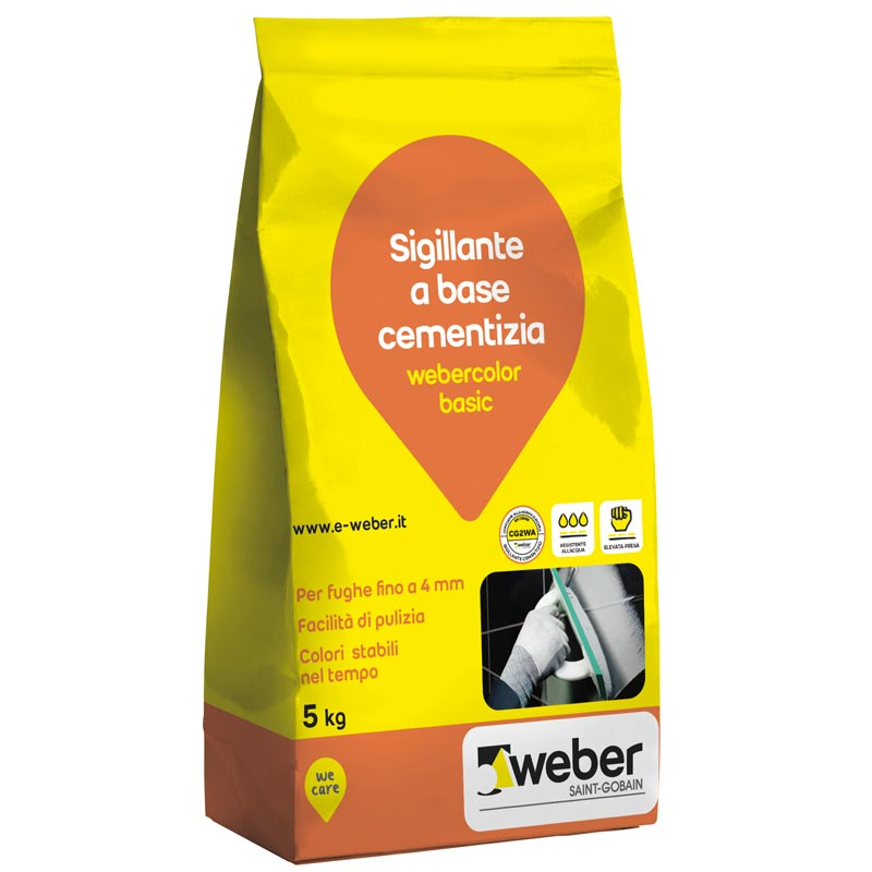 Webercolor Basic Saint-Gobain