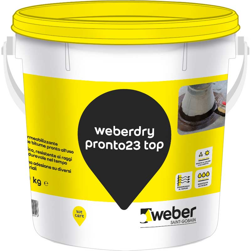 weberdry Pronto23 top Saint-Gobain