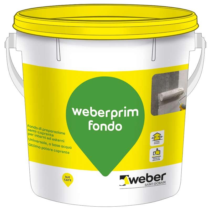 Weberprim Fondo Saint-Gobain
