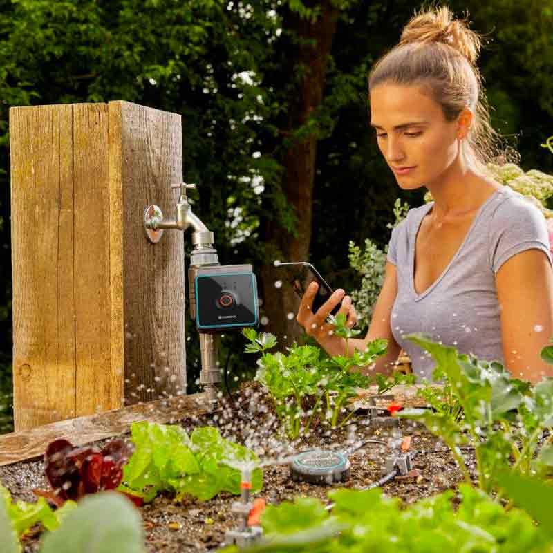 computer per irrigazione Bluetooth®